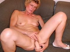 Mature Wife and her toy